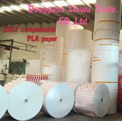 紙コップの原料230g白いPLAの塗被紙