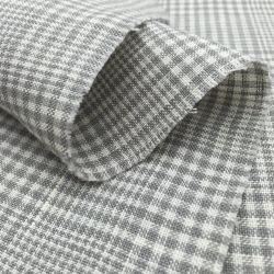 Таким образом новое поступление чистого льняной пряжи проверять красителя ткани для одежды Hometextile