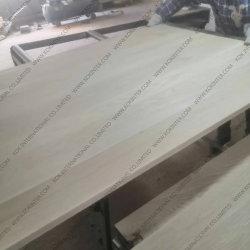 A madeira maciça Oak Fs Board placa de borda Tampo da mesa