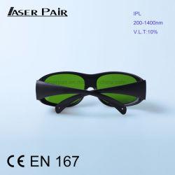 bril van de Veiligheid van 2001400nm de Intense (IPL) Gepulseerde Lichte voor e-Aanstekende Machine