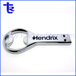De Aandrijving van de Flits van de Flesopener USB van het metaal