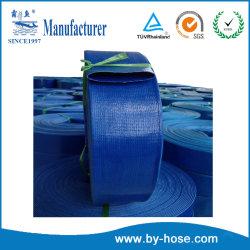 Personalizar a agricultura de PVC flexível de irrigação ficar nivelada quitação a mangueira de Construção da bomba de água