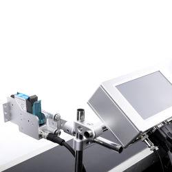 La fe de lotes en línea el número de serie Impresora de inyección de tinta térmica