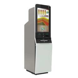 Tudo em uma máquina de Câmbio de moeda estrangeira / dispensador de moedas quiosque de pagamento de contas