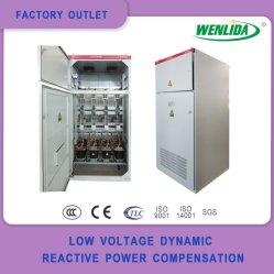 400V 160kVAの低電圧のダイナミックな反応力補償W-Cxdw-0.4-160
