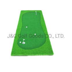 На заводе в коммерческих целях, нейлоновые газон поля для гольфа Учебные пособия - поле для гольфа удар поворотного механизма движения коврик