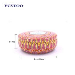 Dongguan Pots ronds d'emballage d'usine métal peuvent Cire de bougie Boîte cadeau