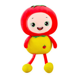 35-70cm jouet en peluche en peluche Bébé doux Hot vendre charmant de fruits et légumes de séance
