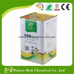 Fabricado na China Sbs Sofá colchão saudável verde transparente adesivo spray cola saudável do bebé