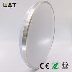 최고 얇은 지상 마운트 3 색깔 변경 LED 위원회 빛 LED 가벼운 램프 LED 천장 빛