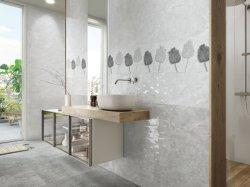 300*600mm glasierten Innenkeramik-Wand-Fliese mit Blumen-Muster NF30736