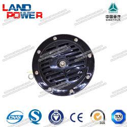 HOWO Original Basin-Shaped bocina eléctrica Wg9718710002 Carretilla piezas de repuesto para China de camiones pesados HOWO
