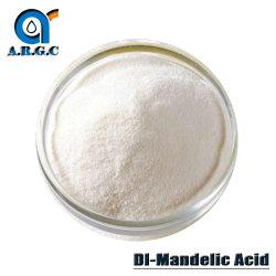 식품 첨가제 Dl Mandelic 산성 가격 CAS: 장식용 제품을%s 90-64-2/611-72-3,