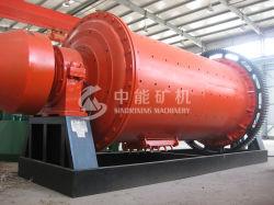 Broyeur à boulets de dépassement de capacité de broyage humide de l'équipement pour les minéraux, minerais, de pierre avec des prix concurrentiels