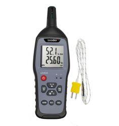 Termopar Digital Termômetro & higrómetro com o registador de dados LD8123