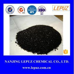 Teneur en soufre pour le coton noir/vinylon cambric/viscose/