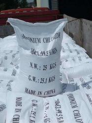 Nieuw Product 99.5% het Chemische Chloride van het Ammonium van de Meststof