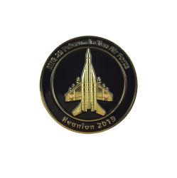 Conception personnalisée prix d'usine Cool 3D Coin pour souvenir