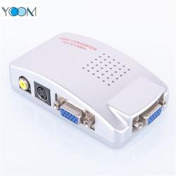 Convertidor de Vídeo de alta calidad VGA a video