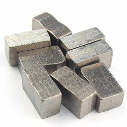 ブロックのガラス切り鉱山の花こう岩はダイヤモンドセグメントに用具を使う
