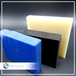 Hoja de nylon de fundición de hoja de PA6 con buena resistencia al desgaste