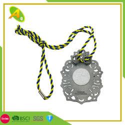 Kundenspezifisches Schmucksache-Kupfer/Silber-/Goldspezielle olympische Metallmedaille (125)