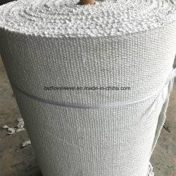 섬유유리 그리고 철강선 세라믹 섬유 절연제 피복으로 강화되는 고열 길쌈된 직물