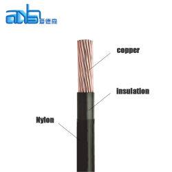 UL83 стандарта ПВХ изоляцией нейлоновые пламенно Thhn здание провод