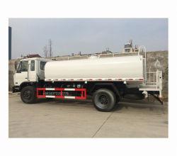 Dongfeng 4X2 Wasser-Sprüh-LKW verließ Wasser-Transport-Lastwagen-Bewässerungs-Karre des Handlaufwerk-10000L