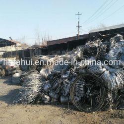 99,9% de pureza cabo de alumínio / Sucatas de sucata de alumínio com o fio em stock