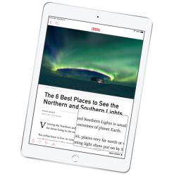 언락된 2018 오리지널 4G 셀룰러 WiFi iPad 9.7인치 태블릿 PC