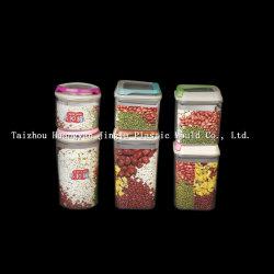 De plastic Blikken voor De Verpakking van het Voedsel voor huisdieren kunnen worden aangepast