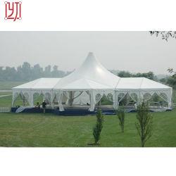 Outdoor étanche fête de mariage de l'événement de renom Ridge tente avec ce