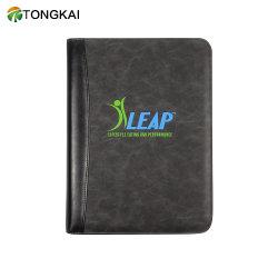 A4 или пользовательские размеры профессиональные деловые данные органайзера планшетный компьютер подушки безопасности папки повестки дня