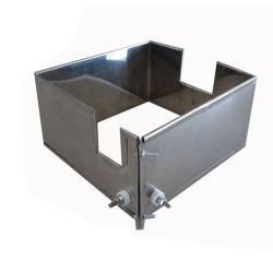 정연한 모양 더 건조한 장치를 위한 강철 돌비늘 난방 격판덮개 히이터