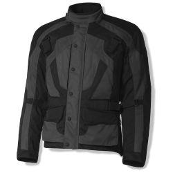 Usura impermeabile del rivestimento di guida del motociclo della tessile di inverno su ordinazione