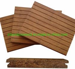 Pavimentazione di bambù tessuta filo esterno lungo ad alta densità caldo di corso della vita di vendita