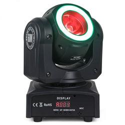Professional 60W do feixe de movimentação de LED para bar e Club
