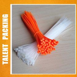 PA 66 Nylon Gekleurde Banden van het Pit van de Draad van de Band van de Kabel Plastic