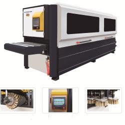 فرشاة الخشب الصلب MDF آلة الصقل الخشبية آلة تلميع الخشب
