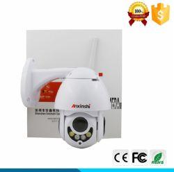 Accepter Emplacement pour carte SD WiFi caméra PTZ IP Speed Dome