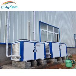 Unité de réfrigération monobloc hermétique Open-Type Unité de condensation