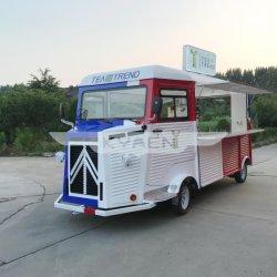 New Arrival Bus Food Truck/Electric Street Food Vending Trailer/Customized Used Food Trucks te koop