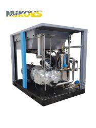 20HP Compressor van de Lucht van de Schroef van de olie de Vrije Enige voor de Medische Olievrije Compressor van de Compressor van de Lucht van de Schroef van de Compressor van het Type van Schroef van de Olie van Industry22kw 30HP 220V 50 Herz Vrije