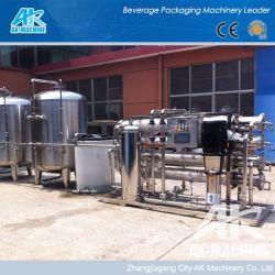2000L per Machine van de Apparatuur van de Behandeling van het Water van de Installatie van de Behandeling van het Water van de Behandeling van het Mineraalwater van het Uur de Zuivere
