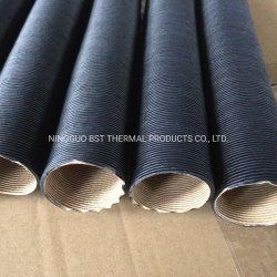 Tubo flessibile di alluminio di carta della presa di aria del tubo flessibile del poliestere del motore