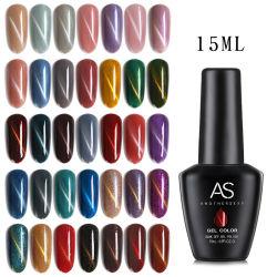 Profesional de 36 colores UV Nail Art Cat Eye Gel Polish sólido Gel para uñas