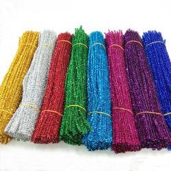 Cintilante cores luminoso Classpack Haste -Fios de froco limpador de tubos