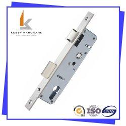 Aço inoxidável um graminho segurança fechadura porta Carroçaria