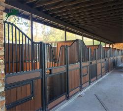 Sala de caballo de establo de caballos de la habitación Habitación de descarga